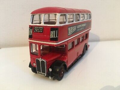 South Wales EFE 34206 OO SCALE AEC Regent III RLH Class Double Deck Bus