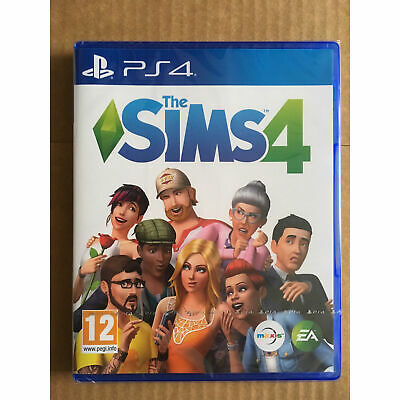 The Sims 4 PS4 NEW SEALED