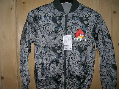 Rain Jacket for Boy Angry Birds 1,5-2 years H&M