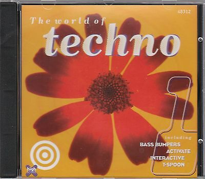 VARIOUS ARTISTS The World Of Techno CD