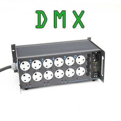Strand Act 6 dmx dimmer pack theatre stage lighting suit Zero 88 or chroma Q