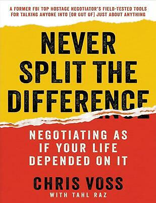 Never Split the Difference 2016 by Chris Voss (E-B0K&AUDI0B00K||E-MAILED) #18