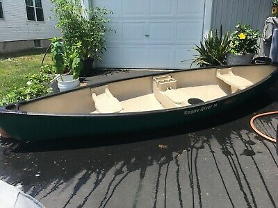 OLD TOWN DISCOVERY Canoe 174 - $250 00 | PicClick