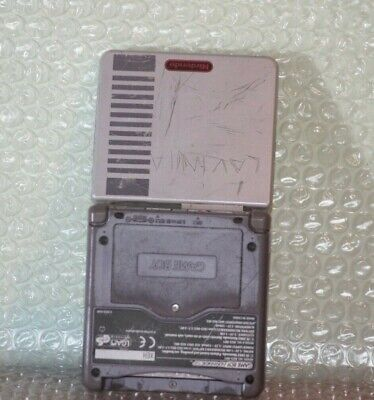 Game Boy Gameboy Advance Gba Sp Nes Classic Edition Ricambi Originale 100%