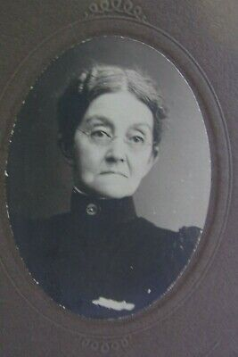 Antique Haunted Woman Scary Mean Screaming Killer(?) Photograph