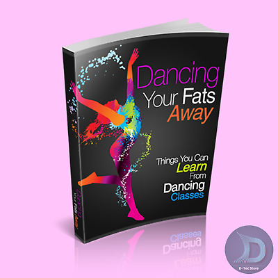 Dancing Your Fats Away PDF ebook with Full Master Resell Rights Ebooks