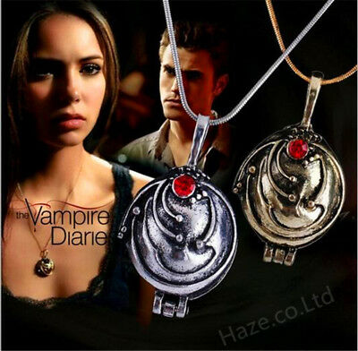 The Vampire Diaries Elena Vervain Pendant Fashion Necklace Jewelry New