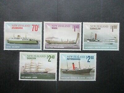 World Stamps: NEW ZEALAND - Set/Sheet (MNH) - Great Item, Must Have! (S4202)