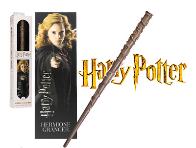Harry Potter - Baguette Magique Hermione Granger - Noble Collection 30 cm - Neuf