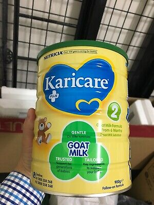3 X KARICARE Plus Cow Milk Baby Infant Formula 900g - Stage
