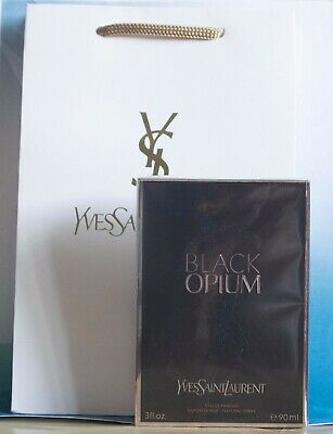 YSL YVES SAINT LAURENT Black Opium 90ml EDP for Women BRAND NEW SEALED