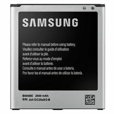 Original Samsung Galaxy S4 GT-I9500 I9505 LTE I9515 Akku Batterie Battery B600BE