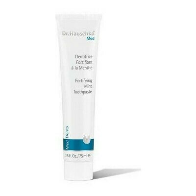 S0545305 107150 Dentifrice Fortifying Mint Dr. Hauschka (75 ml)