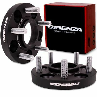 DIRENZA 5x127 30mm ALLOY HUBCENTRIC WHEEL SPACERS FOR JEEP COMMANDER CHEROKEE