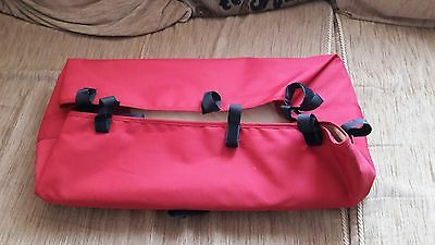 BUGABOO Frog carrycot  canvas fabrics Red without mattress