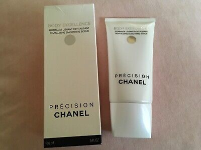 Chanel Precision Body Excellence Revitalizing Smoothing Body Scrub 150ml Boxed