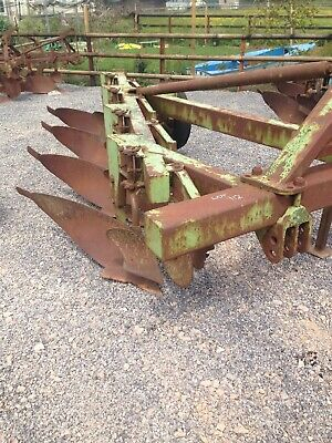 Dowdeswell DP5 4 Furrow Plough With UCN Bodies
