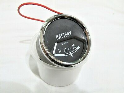 Classic Smiths Volts Battery Condition Gauge Fits Ford Mini Mk1 Lotus Tvr Austin