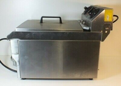Lot Commercial Deep Fryer w/ Extra Element MS3