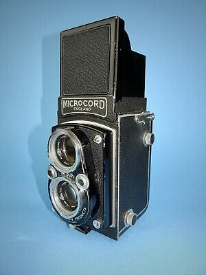 MPP Microcord Mk 1 TLR camera in very good condition - early 1950s.