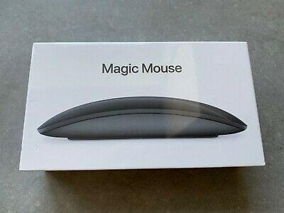  Apple Magic Mouse 2 Space Grey wireless bluetooth A1657 MRME2Z/A NEW