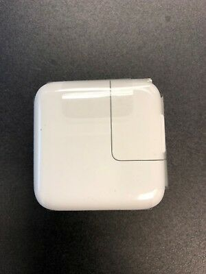 Original Genuine OEM A1401 12W USB Power Adapter for iPad / iPhone - NEW