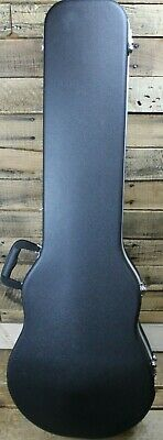 Musician's Gear MGMELP Molded ABS Electric LP Guitar Case #R1498.New