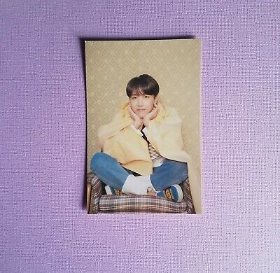 BTS Map of the Soul: Persona Official J-Hope Postcard