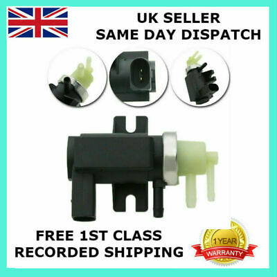 For Vw Golf Polo Caddy Passat N75 Turbo Boost Pressure Control Solenoid Valve