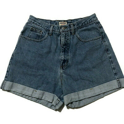 Vintage GUESS Women's Size 31 High Waist Mom Denim Retro Jean Shorts (READ)