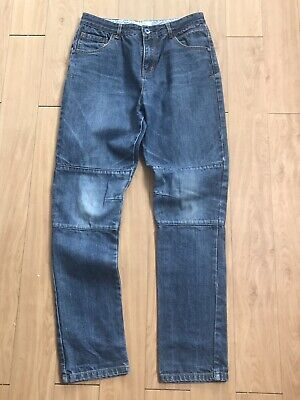 Baker by Ted Baker Boys Blue Skinny Slim Fit Denim Jeans Age 13