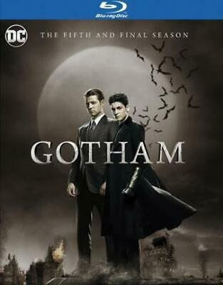 Gotham: The Complete Fifth and Final Season (DVD,2019)