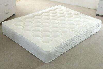 New Memory Foam/Orthopaedic Spring Mattress