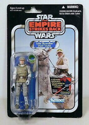 Hasbro Kenner Star Wars Empire Strikes Back Luke Skywalker Hoth Outfit VC95