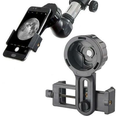 Cellphone Telescope Mount Adapter Binoculars Holder Spotting Scope Bracket