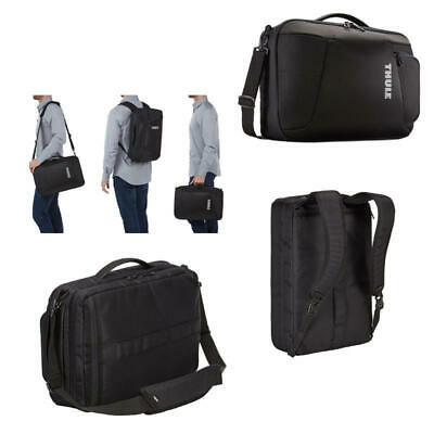 17111ec07 Thule Accent Laptop + tablet protection Bag Backpack Briefcase mode  TACLB-116
