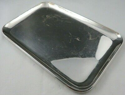Mexico Anaya .925 Sterling Silver Serving Tray 284g