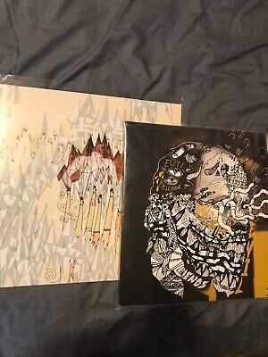 Portugal The Man Vinyl LP Lot Indie Rock Evil Friends Wizard Emo Its Complicated