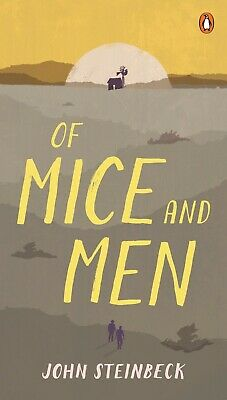 Of Mice and Men by John Steinbeck (1993, eBooks)