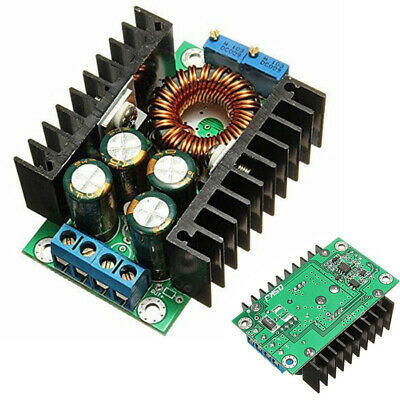 DC-DC Converter Power Supply Step-down Module 7-32V To 0.8-28V 12A 300W 10A LED