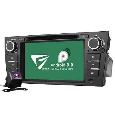 """7"""" HD Screen Android 9.0 Car Audio GPS Navigation fit BMW E90 3-Series 2005-2010"""