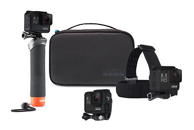 GoPro Adventure Kit - Action Camera Kit with Official Accessories, Handler