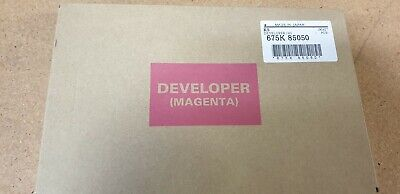 Genuine Xerox Magenta Developer 675K85050 Series-IV&V C4475/76/5575/6 Brand New