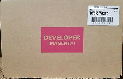 Genuine Xerox Magenta Developer 675K76250 Series-IV&V C558/5/6680/5/7780/5/700