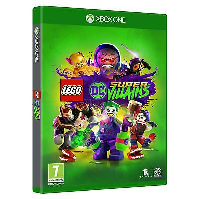 LEGO DC Super Villains ITALIANO [ XBox One ]