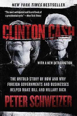 Clinton Cash: The Untold Story MP3 Audiobook and book in PDF & EPUB download