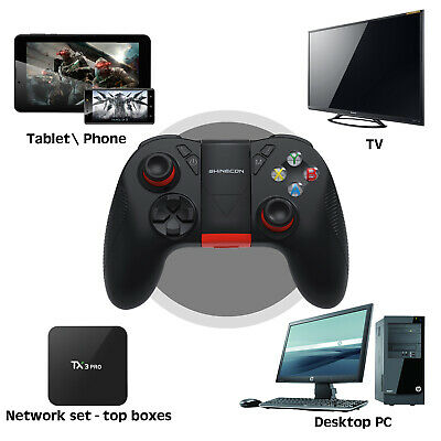 XGODY Wireless SC-B04 Gamepad Bluetooth Remote Game Controller For Android PC