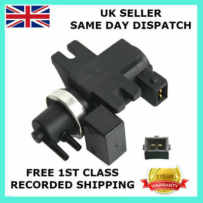 Brand New For Bmw 5 Series E60 Diesel 2004-2010 Egr Boost Control Valve Solenoid