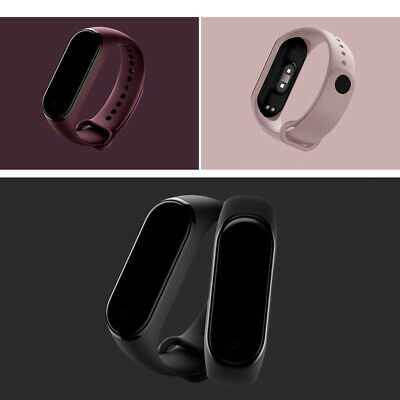 For Xiaomi MI Band /4 Replace Colorful Sport Wrist Band Watch Strap Bracelet