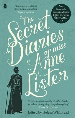 The Secret Diaries Of Miss Anne Lister (VMC) (Paperback)